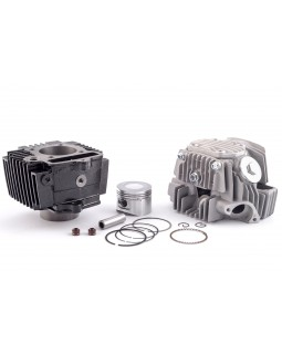 Cylinder, head, block, piston for ATV 110