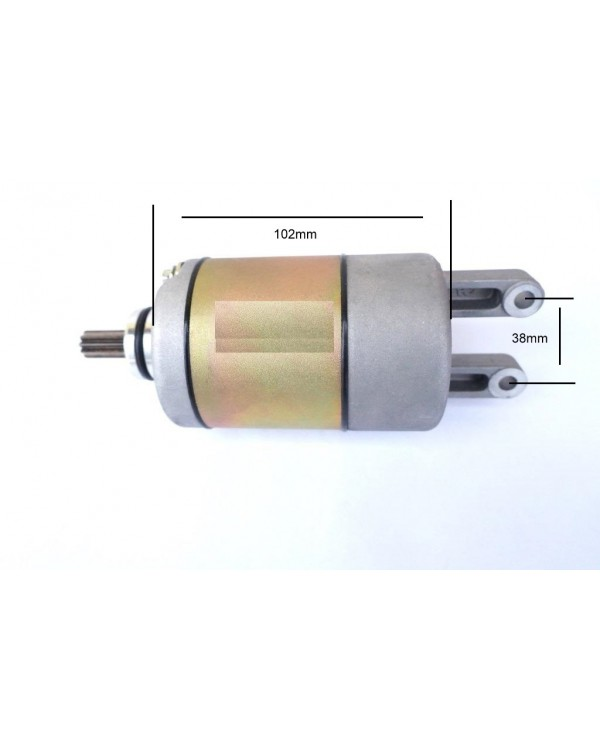 Original starter motor for LINHAI ATV 260, 300 - 9 teeth
