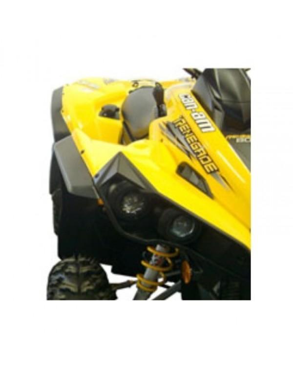 Original wheel arch extension kit for ATV Can-Am Renegade 500, 800, 1000