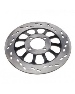 Original rear brake disc for ATV FUXIN DIABLO 150