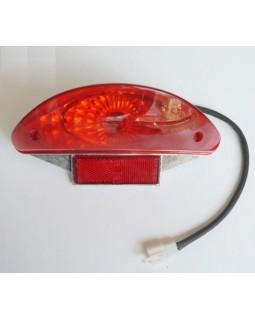 Original tail light (brake light) with reflector for ATV ARMADA 250, 300 - (JLA-21B, JLA-931E, JLA-923)