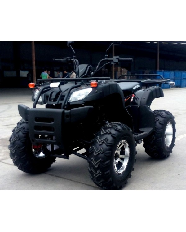 Quad bike Bashan 200 utilitarian Assembly