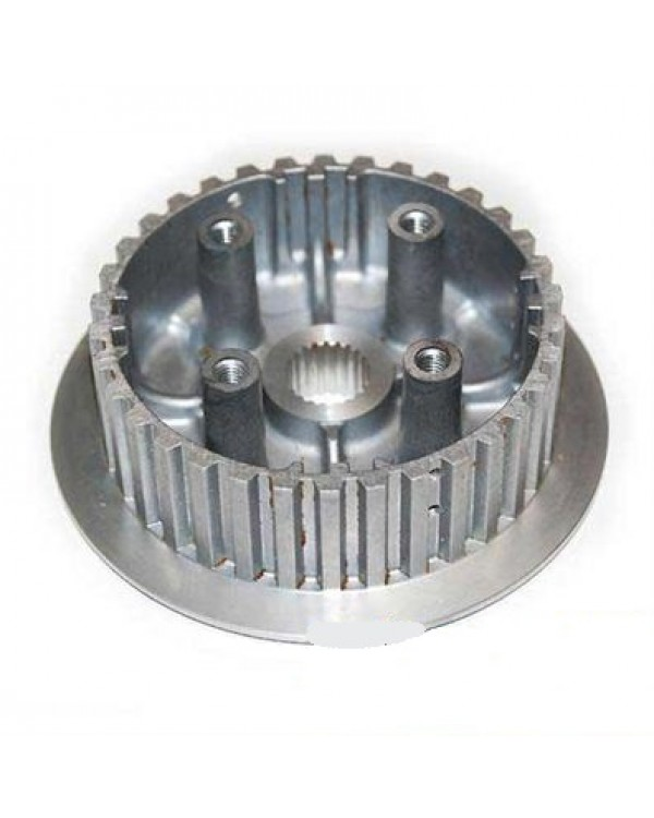 The inner part of the clutch basket for the HONDA ATV TRX 400EX 99-06