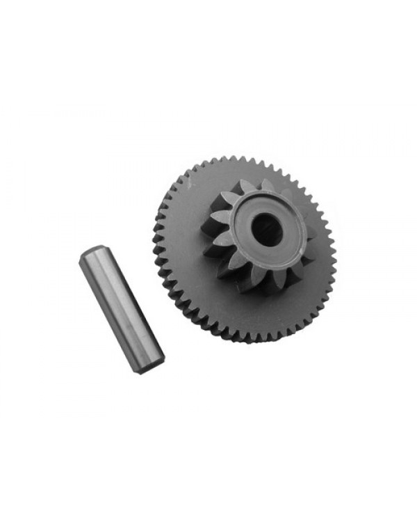 Intermediate starter gear for ATV 200, 250