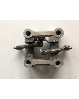 Original rocker arm cylinder head Assembly for Kazuma ATV Dingo Falcon 150 - 139 mm