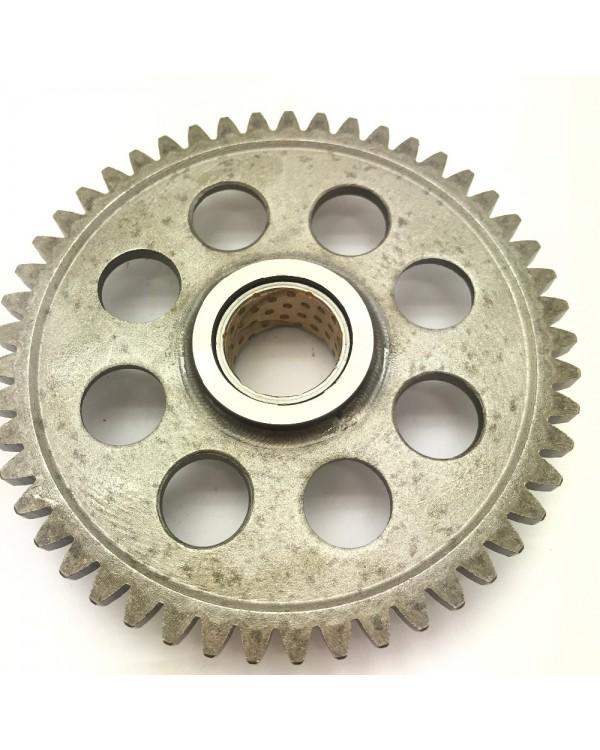 Original starter clutch (bendix) and gear for ATV LINHAI 260, 300