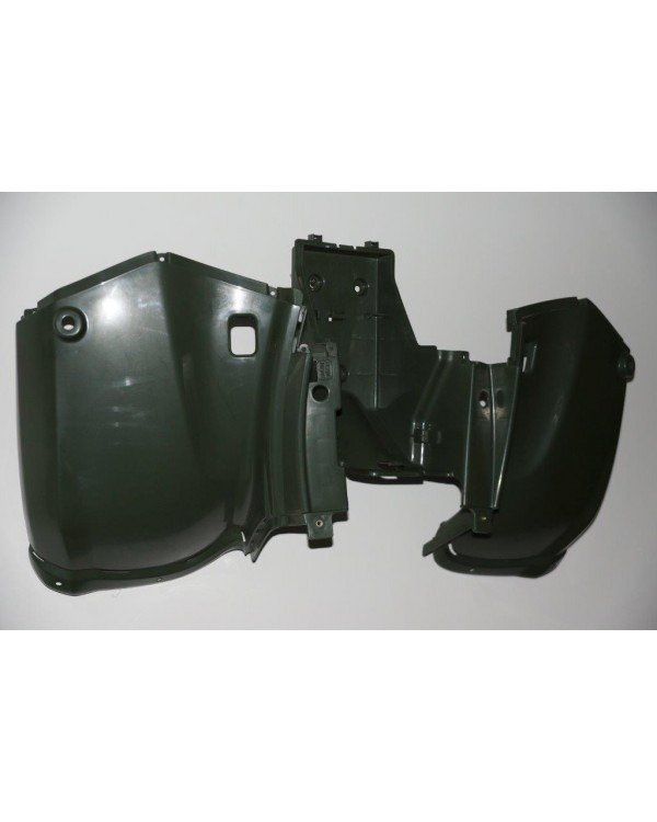 Rear bed for ATV KYMCO MXU 250, 300