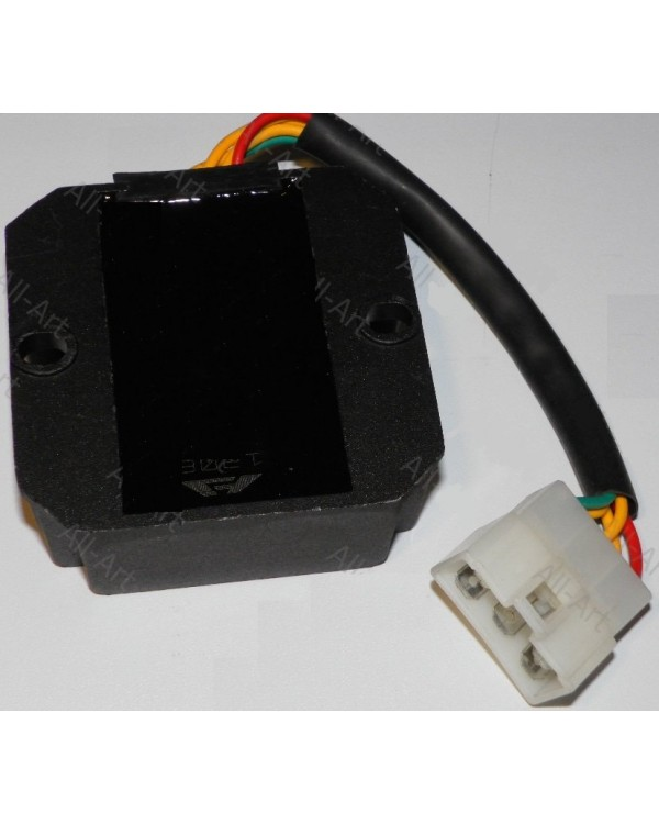 Original voltage regulator for the LINHAI ATV 260, 300