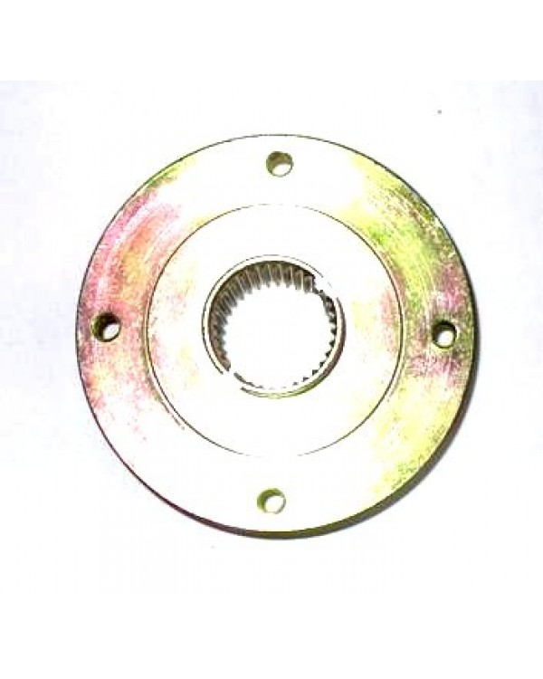 Mount rear brake disc for ATV Bashan 200, 250
