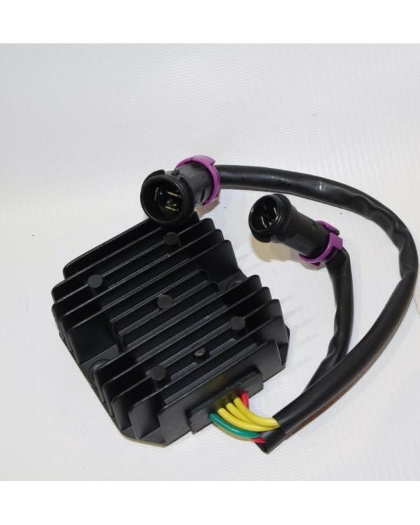 Original voltage regulator for the LINHAI ATV 260, 300 ver.EU