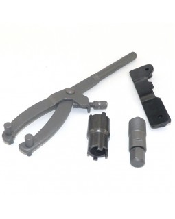 Set of pullers for ATV GY6 50cc, 125cc, and 150cc 139QMB, 152QMI, 157QMJ