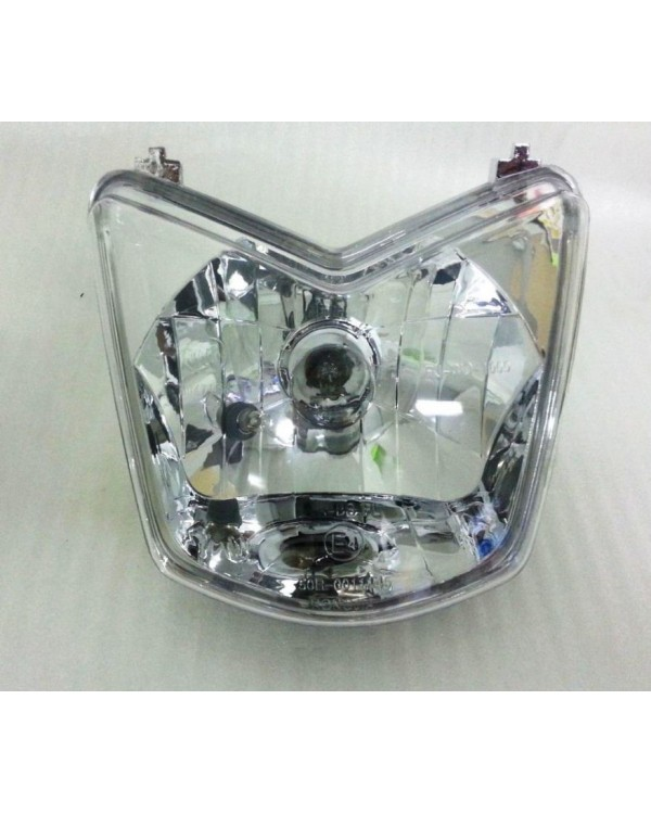 Headlight headlamp for ATV Bashan 200, 250