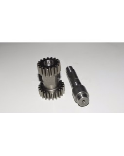 Original gear set with reverse gear shaft for ATV 250 with 167MM engines