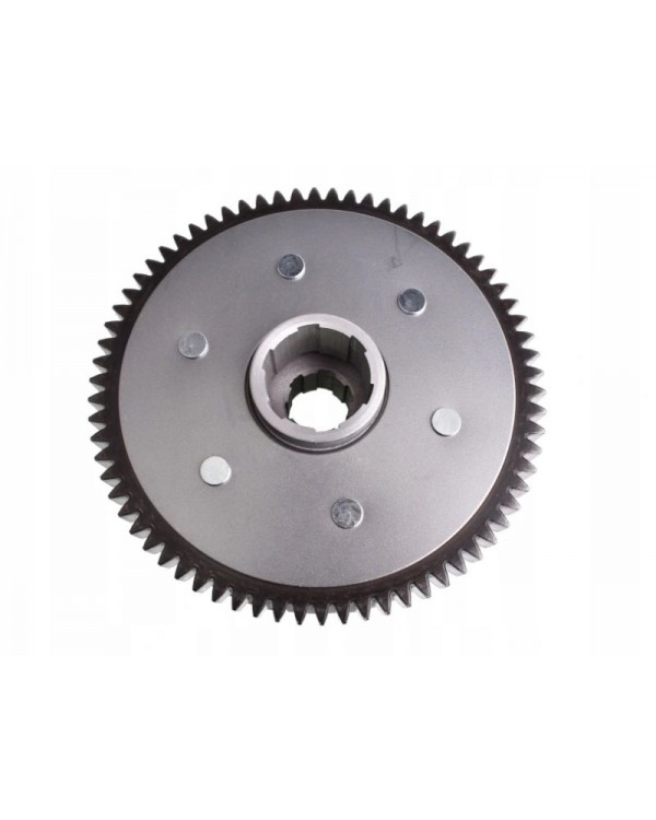 Clutch Basket Assembly for ATV 250 with 169FMM engines