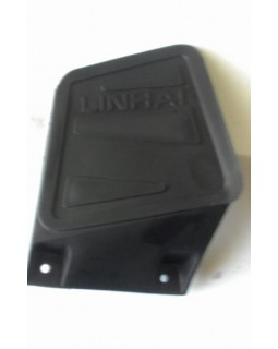 Original set (left and right) of front protective inner covers for ATV LINHAI 300