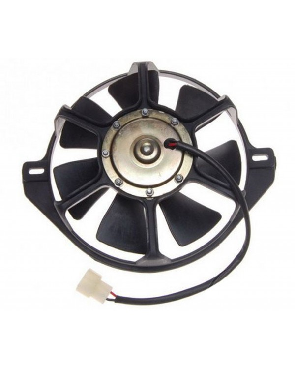 Radiator fan for ATV BASHAN, SHINERAY 150, 200, 250 - 12V