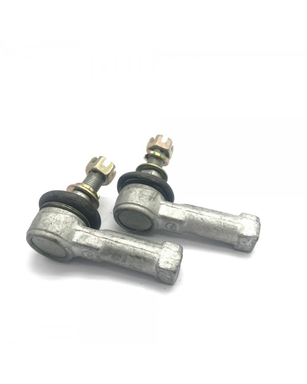 The original tie rod ends for ATV BASHAN BS250S-5 with reducer