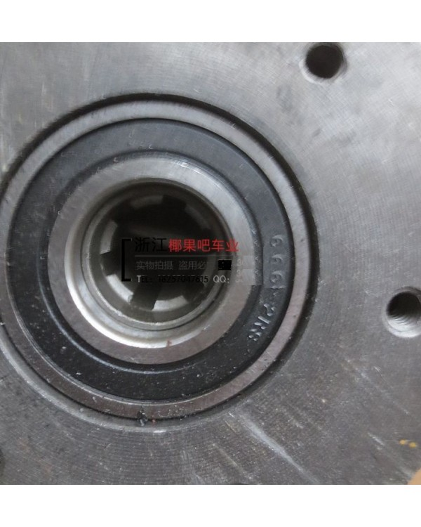 Original rear axle reducer for ATV Lifan 250
