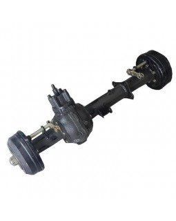 The original rear axle Assembly with differential gear for ATV LIFAN 150, 200, 250 (drum)