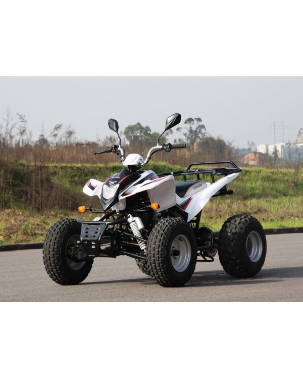 Frame for Quad ATV SHINERAY XY150ST, XY200ST-9