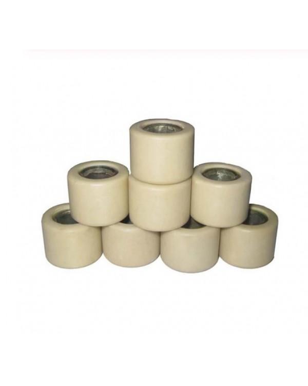 Original set of CVT rollers for ATV LINHAI 250, 260, 300, 400
