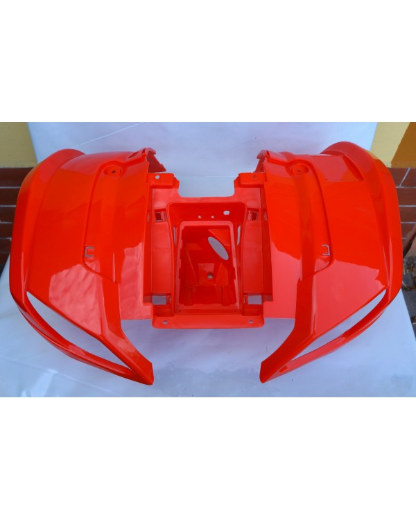 The front part of the hull (body) for ATV BASHAN BS200AU-11