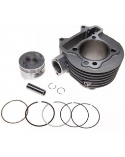 Kit cylinder piston group for KINGWAY ATV GY6 150