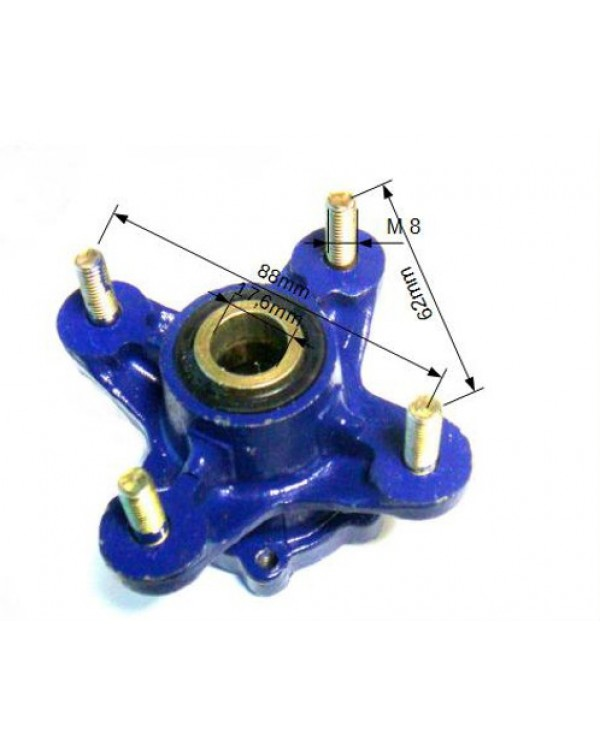 Wheel hub front for ATVs HASSAN 150, 200, 250