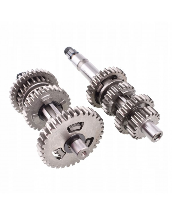 Original Primary and Secondary Transmission shaft for ATV BASHAN BS250S-5 with rear Gearbox