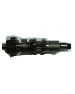 Original secondary transmission shaft for ATV LONCIN 250