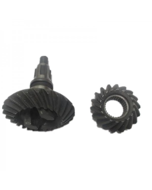 Original Middle Driven Gear and bevel gear for ATV BASHAN 400