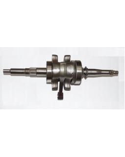 Original crankshaft for ATV KYMCO MXU 500 - 440 mm