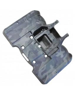 Original Rear body (body) for ATV HARDTRACK 400