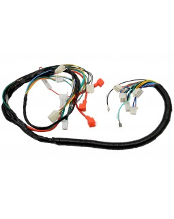Wiring harness for ATV 4T 110, 125 with fan connection