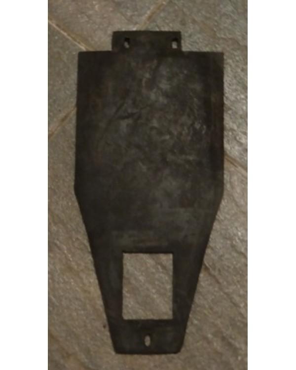 Original rubber battery protection cover for ATV BASHAN 200, 250