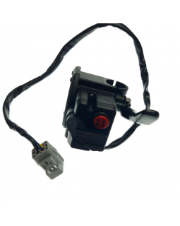 Accelerator Control Unit with 2WD/4WD Drive Connection Button for ATV LINHAI 750