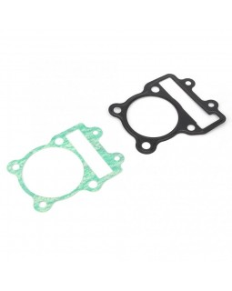 Original block head and cylinder block gaskets for ATV JIANSHE 250 with engine ZS172FMM