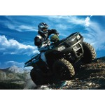 Basic rules of operation of ATVs