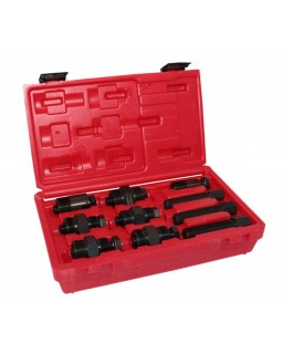 The original set of pullers magneto in the case of any ATV
