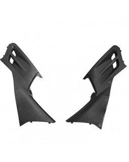 Left and right protective plastic pads for ATV GY DIABLO 150