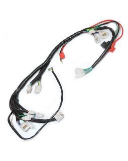 Original wiring harness for ATV BIG FUXIN 110, 125