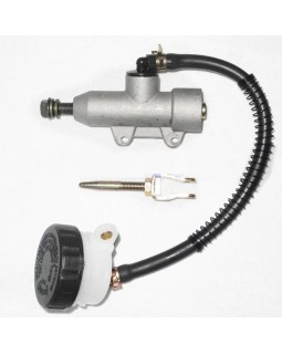 Main brake cylinder with barrel Assembly on ATV KAZUMA FALCON MINI 90