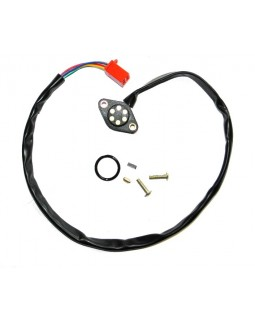 Sensor transmission switching and show gear for ATV 250 ST-9E