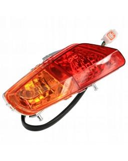 Original tail light and left turn signal (brake light) for ATV LINHAI, ALLROAD, BENYCO 300