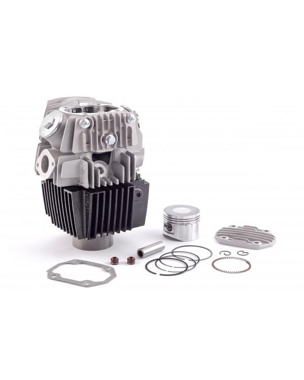 Cylinder, head, block, piston for ATV 110