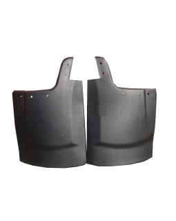 Universal set of front mudguards for ATV 200, 250, 300