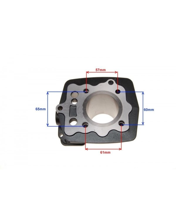 Cylinder and cylinder head Assembly for SHINERAY XY125-10D Kit