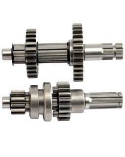 Gearbox shafts primary and secondary for ATV 50, 110, 125