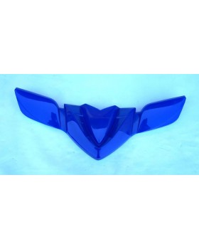 Original steering fairing for ATV 110, 125 with BMW plastic