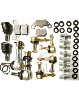 Full front suspension repair kit for ATV Bashan 200, 250